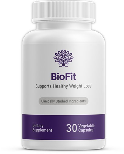 Biofit Dietary Supplement Supports Healthy Weight Loss